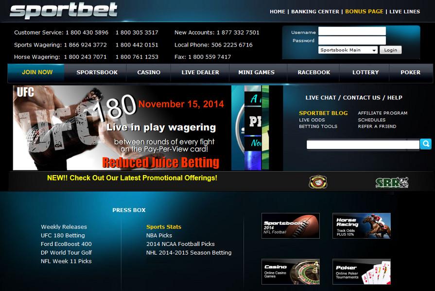 sportbet-sc-website